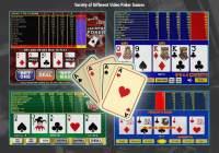 video-poker-varieties